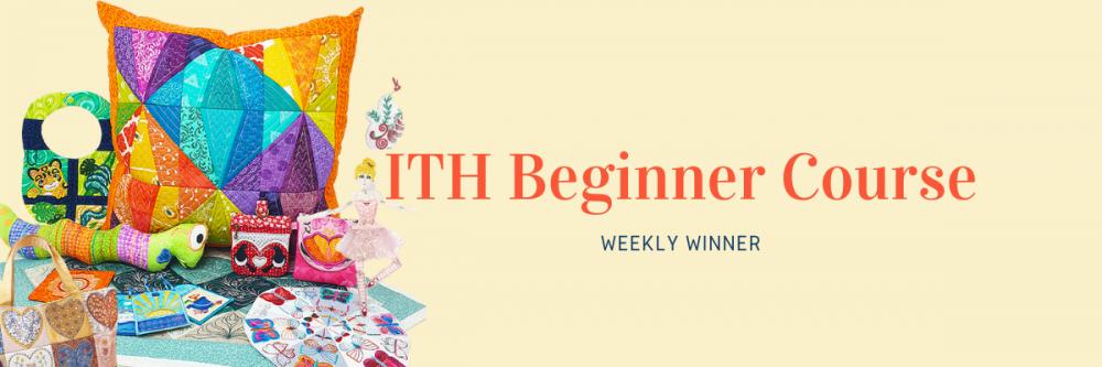 Ith Hoop Beginner Course Weekly Winner